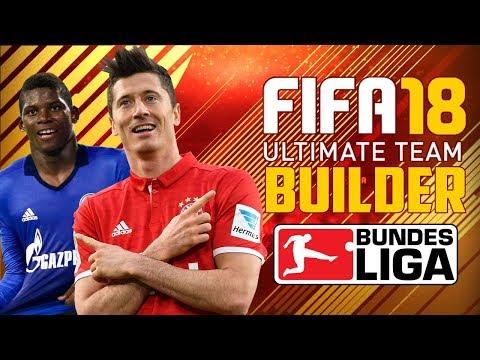 FIFA 18 FUT | Squadbuilder | Bundesliga - Billig & Teuer! Einige OP-Spieler! feat. Niklas