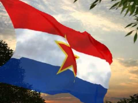 Inno Repubblica Federale Socialista di Jugoslavia/Anthem  Socialist Federal Republic of Jugoslavia
