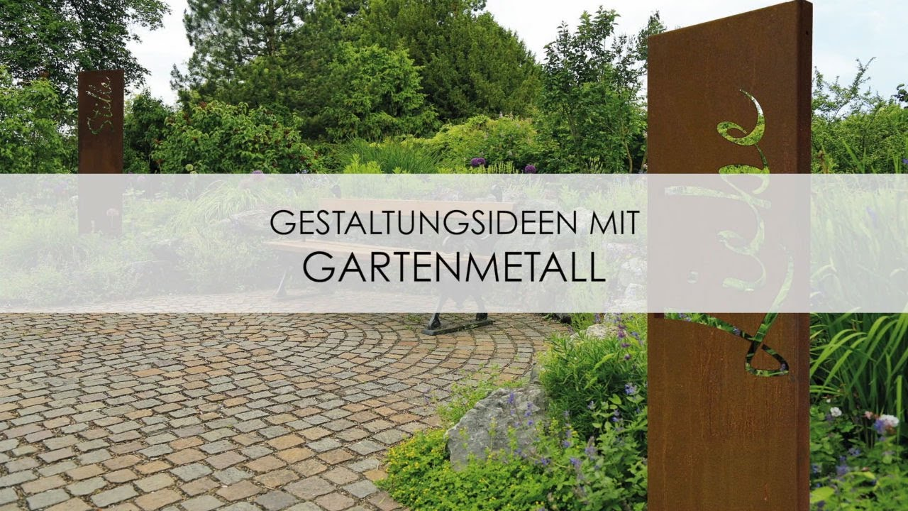 Garten gestaltungsideen mit gartenmetall atlas for Garten gestaltungsideen
