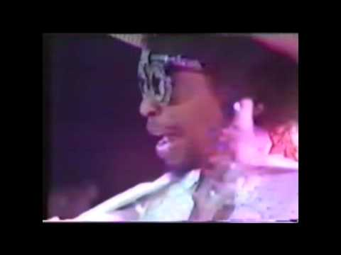 Bootsy's Rubber Band  In 1978 Madrid Funkest