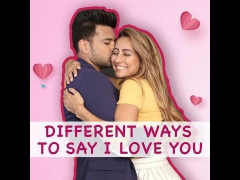 19 Ways To Say I Love You (Without Saying I Love You)   Karan Kundrra & Anusha Dandekar   MissMalini