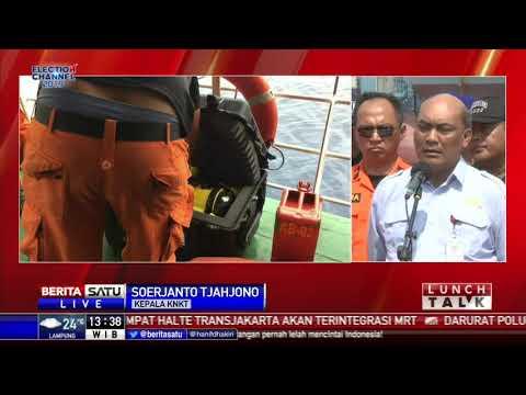 Basarnas Resmi Hentikan Proses Pencarian Korban Lion Air JT 610 Mp3