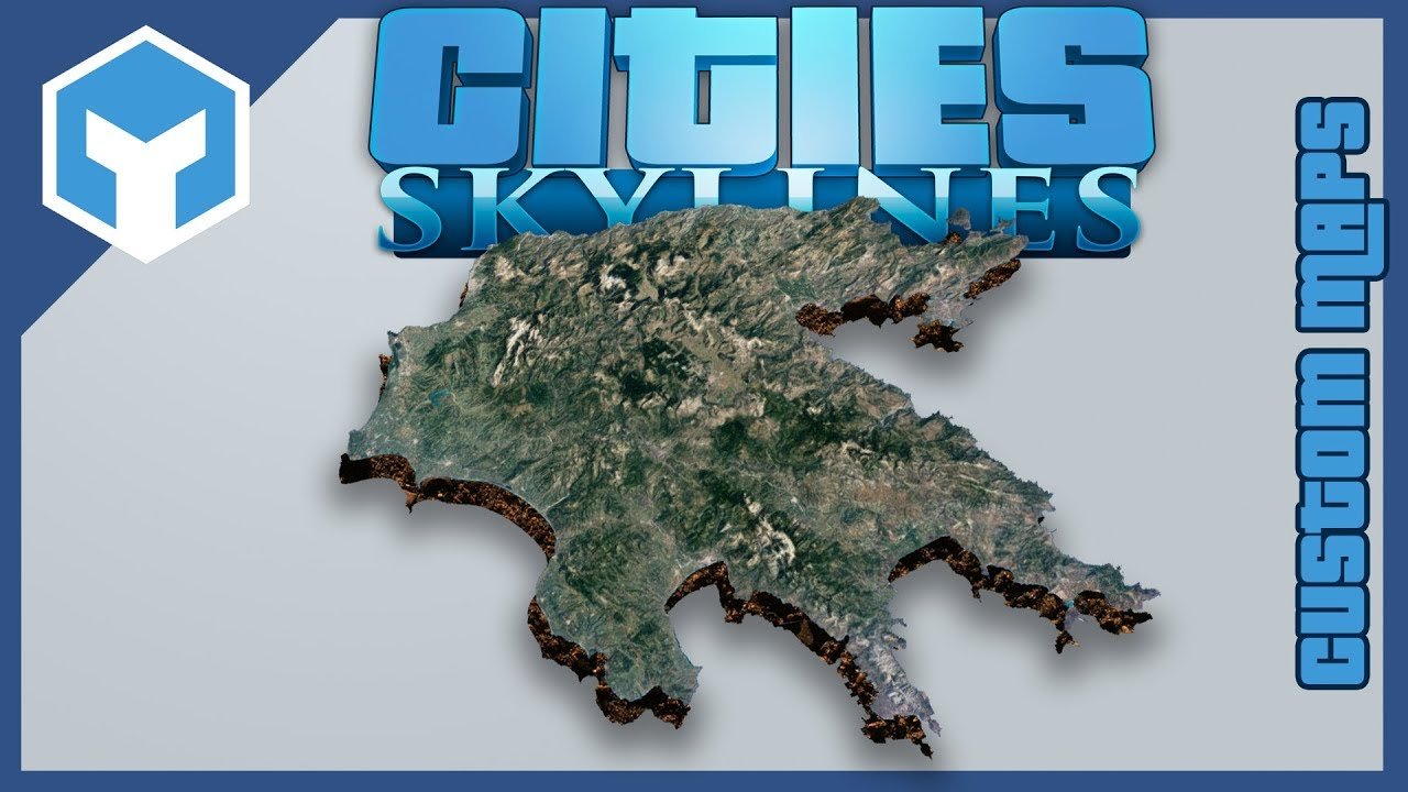 Cities skylines custom real world map tutorial lp ep zero youtube tutorial citiesskylines gumiabroncs Gallery