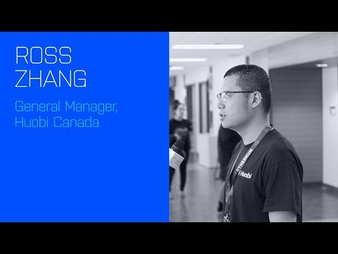 ChronoLogic Talks To Ross Zhang of Huobi Canada at EDCON 2018