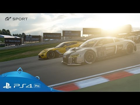 Gran Turismo Sport | TAG Heuer Partnership Announcement | PS4