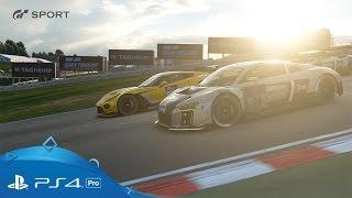 Gran Turismo Sport | TAG Heuer Partnership Announcement | PS4