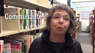 What does the Library mean to you? / Qu