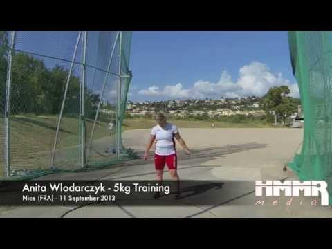 Anita Wlodarczyk Training Video