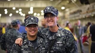 U.S. Navy's 245th Birthday on …