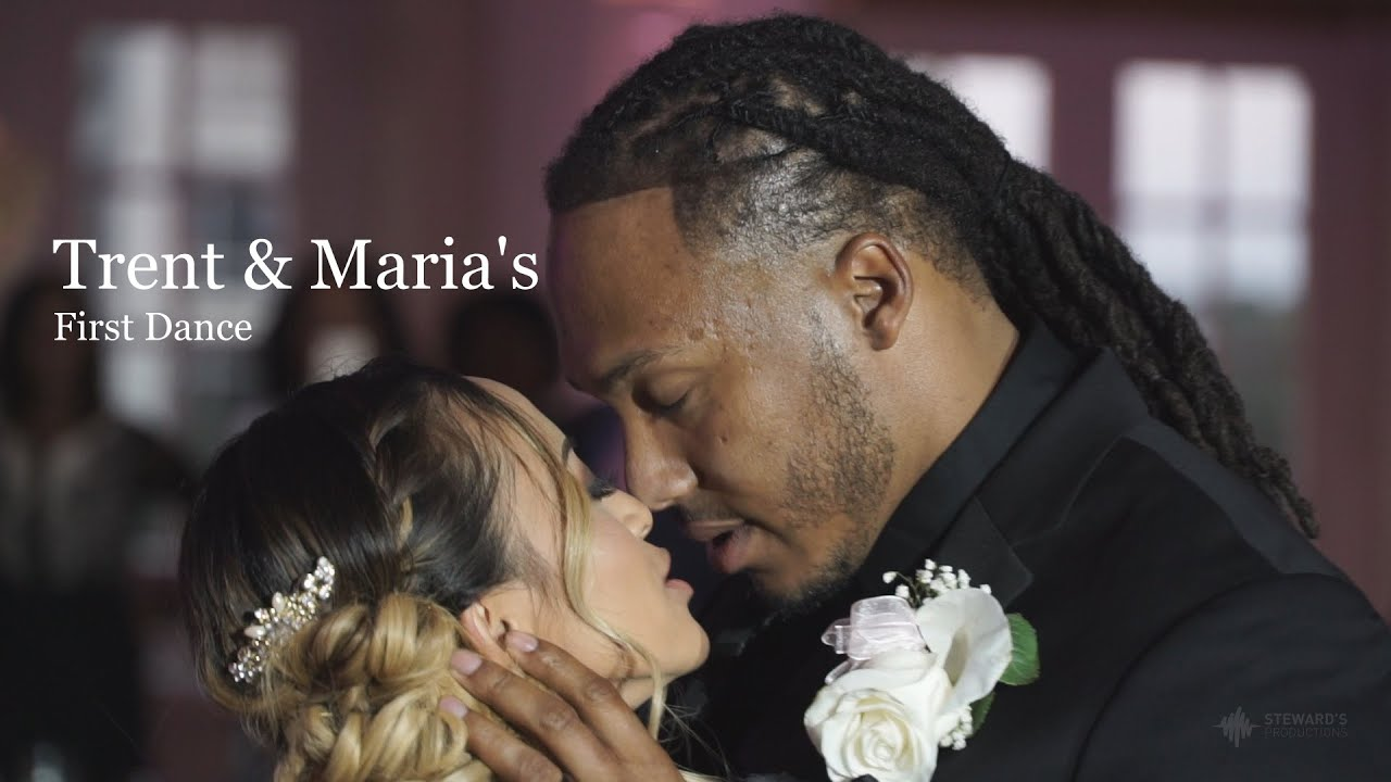 Trent And Maria S First Dance Dallas Wedding Dj