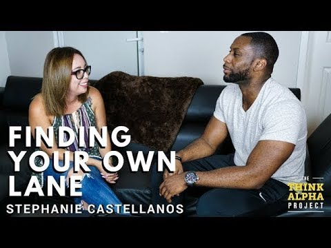 Finding Your Own Lane with Stephanie Castellanos & Valentine