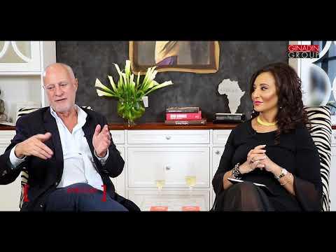 Michael Joseph & Safaricom Ltd - Shaping African Conversations #GinaDinGroup
