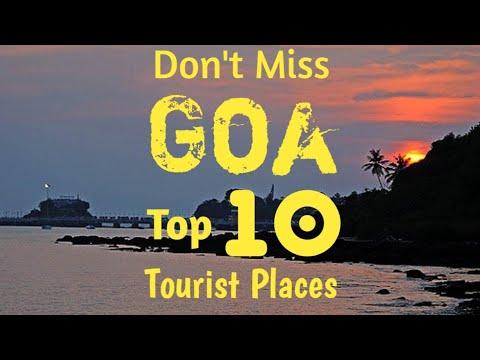 GOA | Top 10 Places Not to Miss in Goa | Goa Tourism.