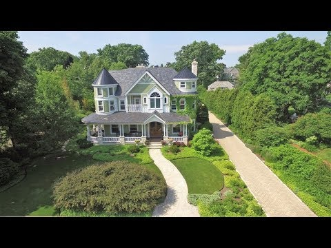 Charming $4 Million 8,400 SQ FT 6 Bed 7 Bath Home on 4 Levels in Illinois USA