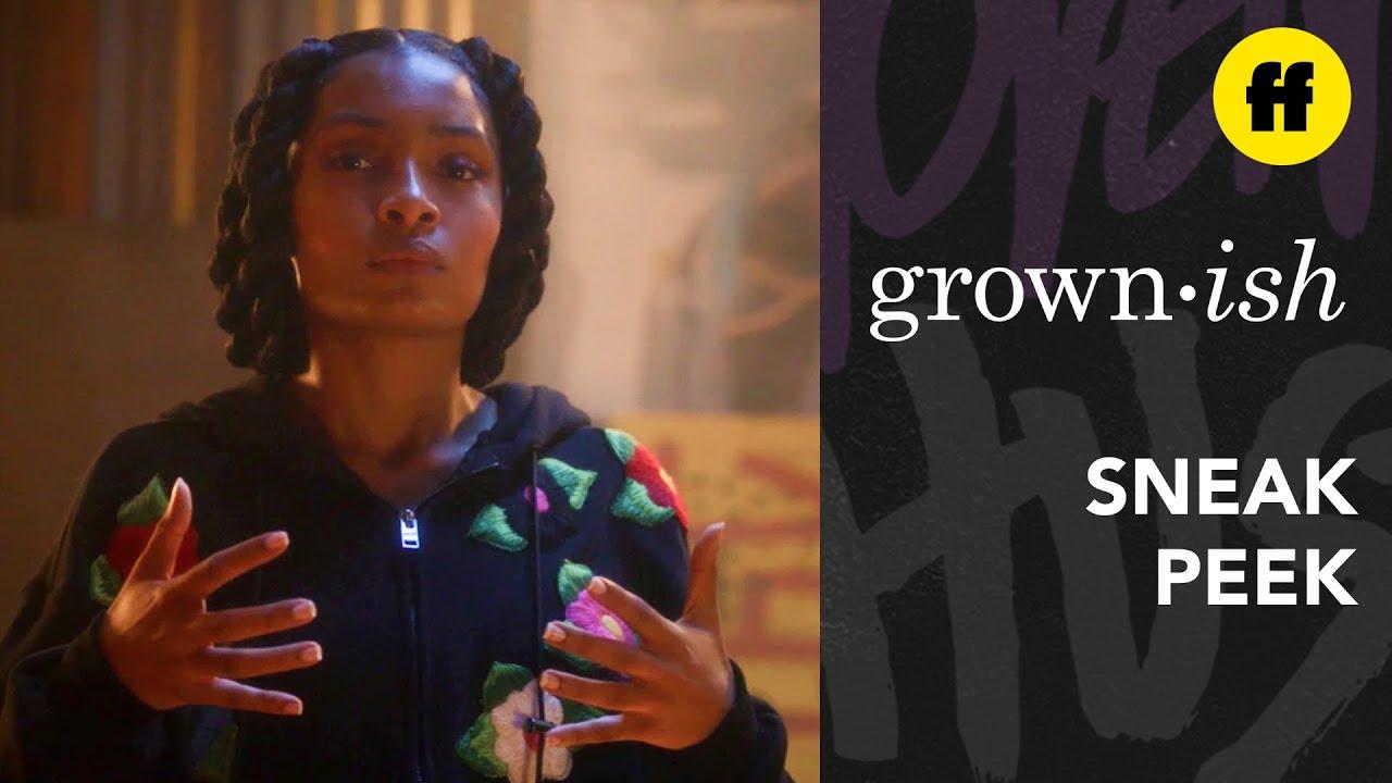 Download grown-ish Season 4, Episode 8   Sneak Peek: Zoey Goes Off on Luca   Freeform