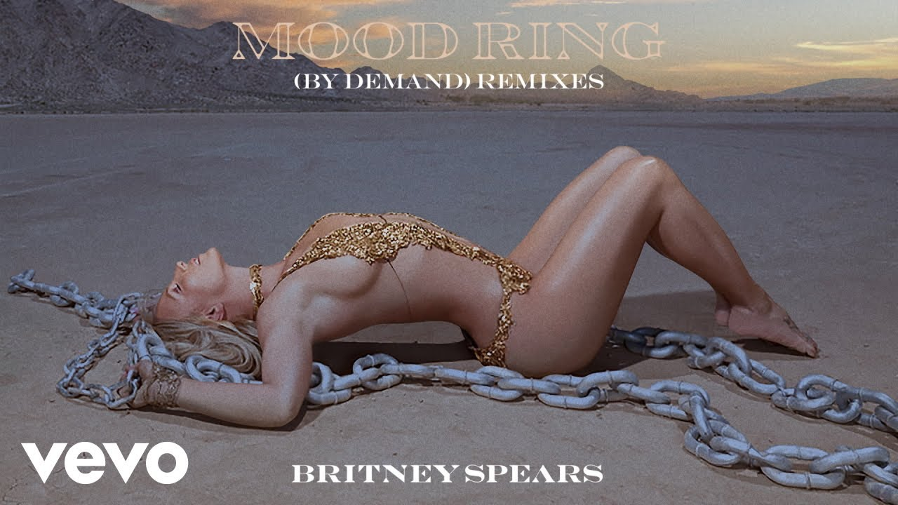 Britney Spears - Mood Ring (By Demand) (Pride Remix (Audio))