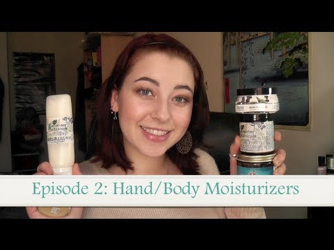 Go Natural Ep#2: Hand/Body Moisturizers!