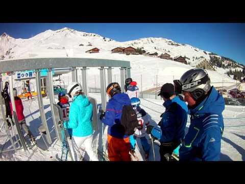 Wintersport 2017 Chatel - Portes du Soleil