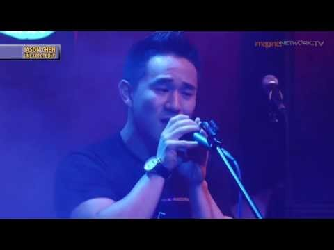 Jason Chen - Unexpectedly 'Live' in Singapore