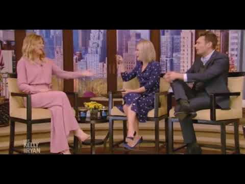 ellen pompeo on live with kelly and ryan