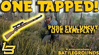 ONE TAPPED! (PU Battlegrounds Gameplay)