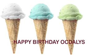 Ocdalys   Ice Cream & Helado