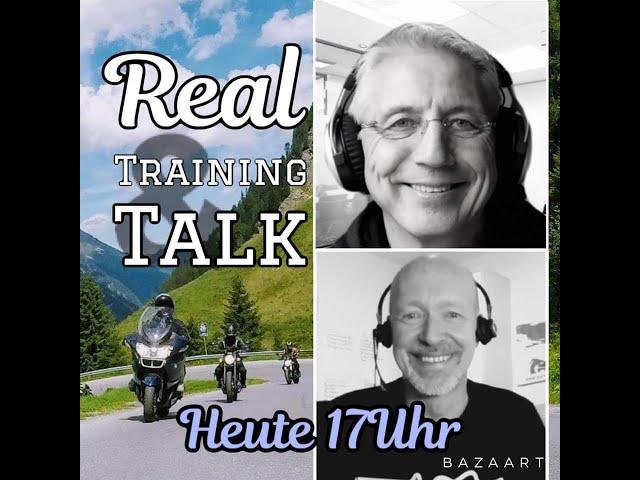 Motorrad & Psychologie - mehr ein Talk zu gutem Willen und sozialem Engagement  🙂