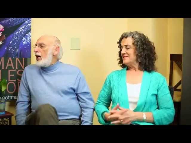 How To Make A Relationship Last. Rare Interview w/ Drs. John & Julie Gottman