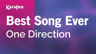 Karaoke Best Song Ever - One Direction *