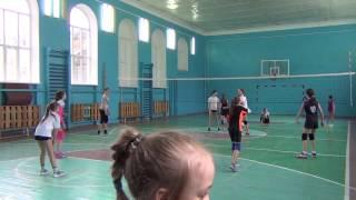 Тренировочная игра по волейболу девочки 2005-2007г.г.р