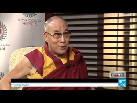 EXCLUSIF - Retrouvez en intégralité l'Entretien à FRANCE 24 du Dalaï-lama