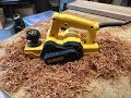 REVIEW: DeWalt Hand Planer