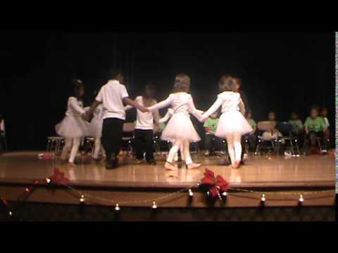 Global Montessori Academy (GMA) Winter Wonderland Ballet 2013