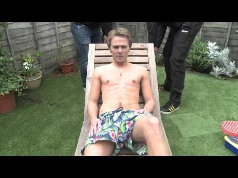 Jack P Shepherd Ice Bucket Challenge