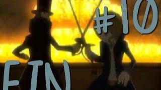 Professeur Layton et la Boîte de Pandore | Episode 10 [FIN] : L'enfant cachée | Let's Play