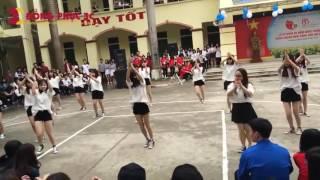 Học sinh nhảy cực đẹp