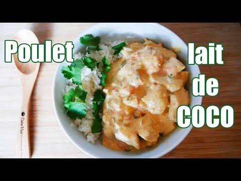 poulet-au-lait-de-coco-🤤