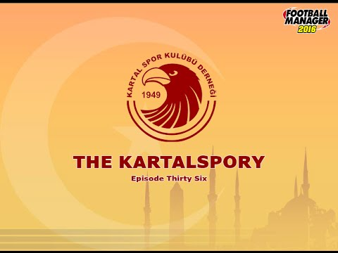 FM16 - The Kartalspory Episode 36 - Bottle jobs or Turkish gods? The league is decided!