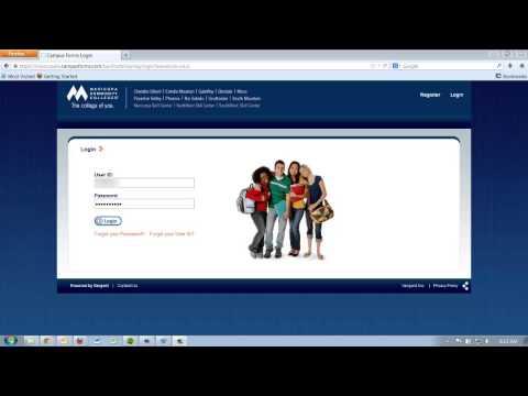 My.maricopa.edu Tutorial: Verification Management System (VMS) for Financial Aid
