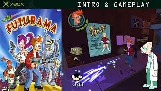 Futurama Game - Good Old Games Gameplay HD