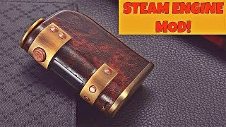 The Steam Engine Mod By Vapeman!