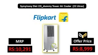 Symphony Diet 22i_dummy Tower Air Cooler (22 Litres)