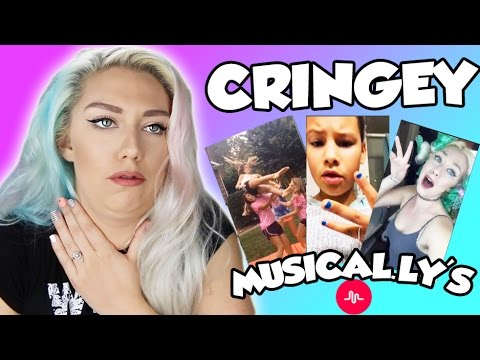 Reacting To Musical Lys Cringey Fail