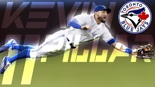 Kevin Pillar | 2016 Blue Jays Highlights Mix ᴴᴰ