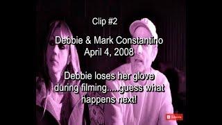 Paranormal Investigating   Debbie & Mark Constantino   Found Footage   Clip 2