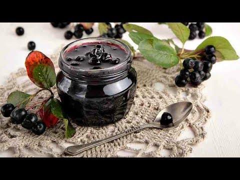 Черноплодная РЯБИНА (арония) - лекарство от СТАРОСТИ!