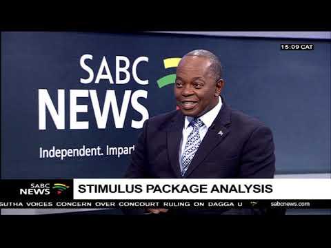 Ramaphosa's stimulus package analysis: Busisiwe Mavuso