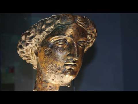 Bath, UK Roman Baths Museum