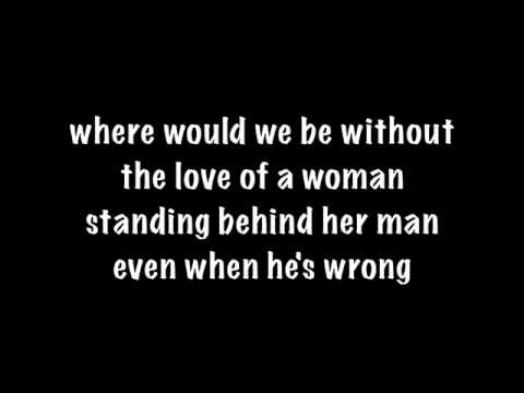 Mix - Travis Tritt - Love Of A Woman Lyrics