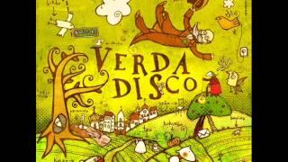 1 - Red Emprez - Tiom sola - Verda Disco - Music in Esperanto